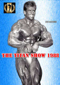 The 1988 Titan Show - Classic Bodybuilding