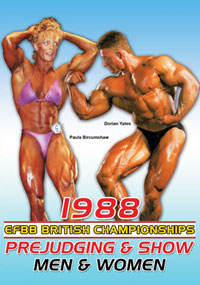 1988 EFBB British Championships - Dorian Yates Wins His Pro Card
