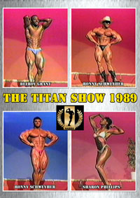 The 1989 Titan Show - Classic Bodybuilding