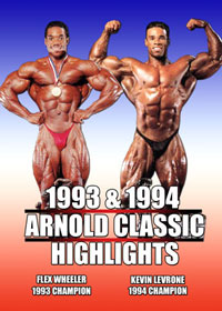 1993 and 1994 Arnold Classic Highlights