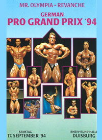 1994 IFBB German Grand Prix 2 - from Duisburg