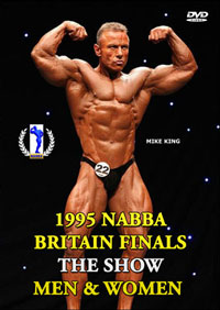 1995 NABBA Britain Finals: The Show