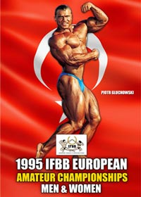 1995 IFBB European Bodybuilding Championships - Men and Women