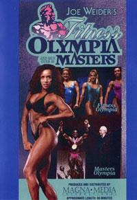 1996 IFBB Masters Olympia with Fitness Olympia