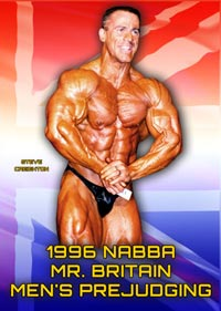 1996 NABBA Mr Britain - Men\'s Prejudging