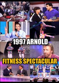 1997 Arnold Fitness Spectacular