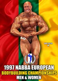 1997 NABBA European Championships - Men and Women