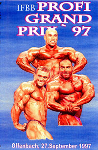 1997 IFBB German Grand Prix