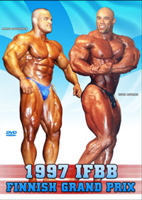 1997 IFBB Finnish Pro Bodybuilding Grand Prix