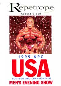 1999 NPC USA: Men\'s Evening Show