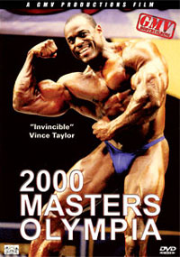 2000 Masters' Olympia
