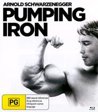 Pumping Iron on Blu-ray