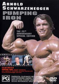 Pumping Iron DVD