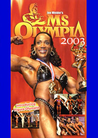 2003 IFBB Ms Olympia and Figure Olympia