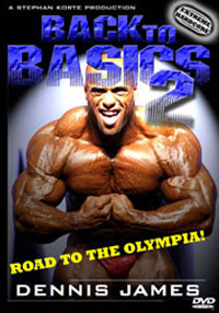 Dennis James: Back to Basics 2 Road to the Olympia