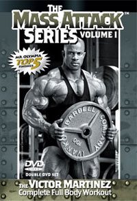Victor Martinez - Mass Attack Series Vol. 1