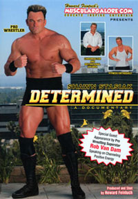 Shawn Stasiak Determined: A Documentary [PCB-1143DVD]