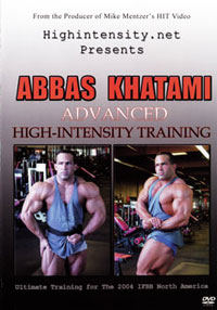 Abbas Khatami Advanced High-Intensity Training