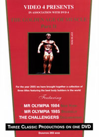 The Golden Age Of Muscle: Part 2 1984/85 Mr Olympia
