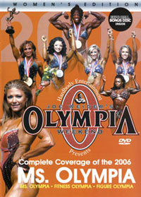 2006 Fitness, Figure and Ms. Olympia