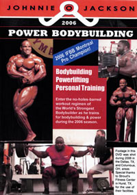 Johnnie O. Jackson - Power Bodybuilding