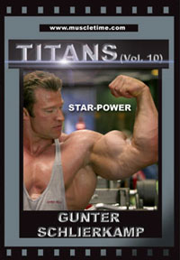 Muscletime Titans Vol 10 STAR-POWER GUNTER SCHLIERKAMP