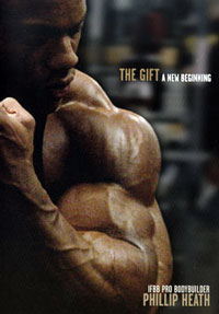 Phil Heath - The Gift - A New Beginning Double DVD Set