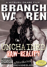 Branch Warren - UNCHAINED / RAW-REALITY 2 Disc Set