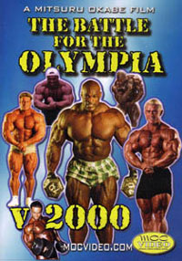 2000 Battle for the Olympia