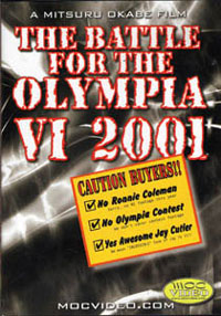 2001 Battle for the Olympia
