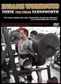 Derik Farnsworth - Insane Workouts