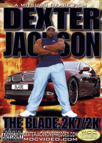 Dexter Jackson / THE BLADE:2K7/2K 2 Disc Set [PCB-1275DVD]