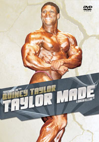 Quincy Taylor - Taylor Made