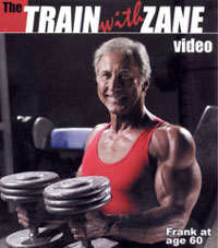 Train With Zane Workout DVD [PCB-1300DVD]