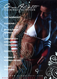 Gina Aliotti - Training & Nutrition [PCB-1304DVD]