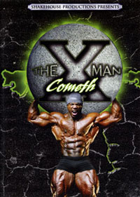 Toney Freeman The X-Man Cometh