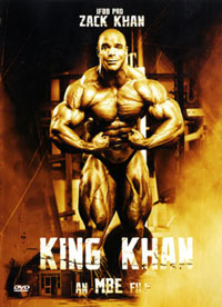 ZACK KHAN - KING KHAN [PCB-1336DVD]