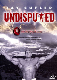Jay Cutler - Undisputed [PCB-1344DVD]