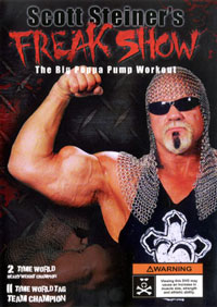 Scott Steiner's Freak Show - The Big Poppa Pump Workout