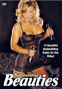 Bodybuilding Beauties on DVD [PCB-1392DVD]