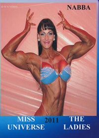 2011 NABBA UNIVERSE: The Women