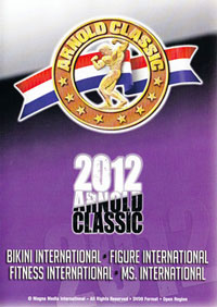 2012 IFBB Arnold Classic: The Women