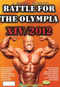 2012 Battle For The Olympia