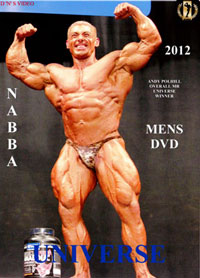 2012 NABBA Universe: Men - The Show