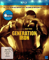 Generation Iron - Blu-ray