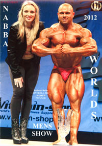 2012 NABBA Mr World - Show