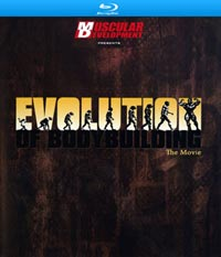 Evolution of Bodybuilding - The Movie on Blu-ray
