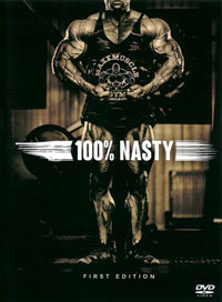 Anth Bailes - Pro Bodybuilder: 100 Percent Nasty [PCB-1462DVD]