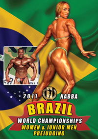 2011 NABBA World Championships - Brazil - Women & Junior Men - Prejudging