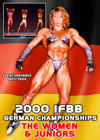 2000 IFBB German Championships 1 - Women and Juniors